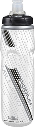 CamelBak 52467 Podium Big Chill Insulated Water Bottle, 25 oz, Carbon