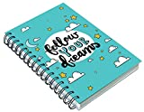 AccuPrints Motivational Diary Size A5 or 5.8 * 8.3 inches Pages - 140