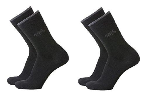 Camel Activ 9 Paar Business Socken Farbe Schwarz Gr.43-46