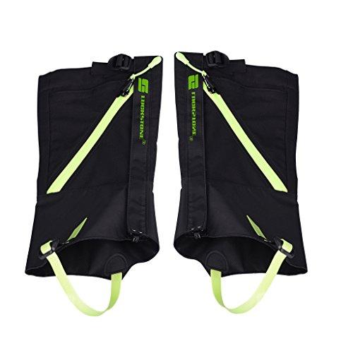 Non-Brand Enfants Chaussures De Ski Neige pour L'extérieur - Noir, Taille Unique