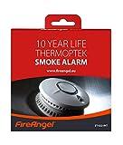 Zoom IMG-1 fireangel st622 rilevatore di fumo