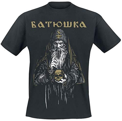 Batushka Rackol Died Ruka Männer T-Shirt schwarz L