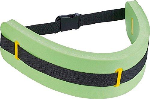 Beco Unisex– Erwachsene Monogürtel-9647 Schwimmgürtel, grün, XL