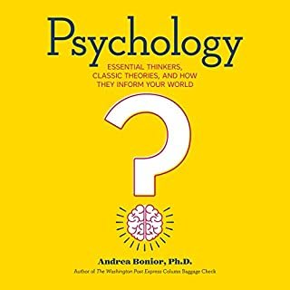Psychology cover art