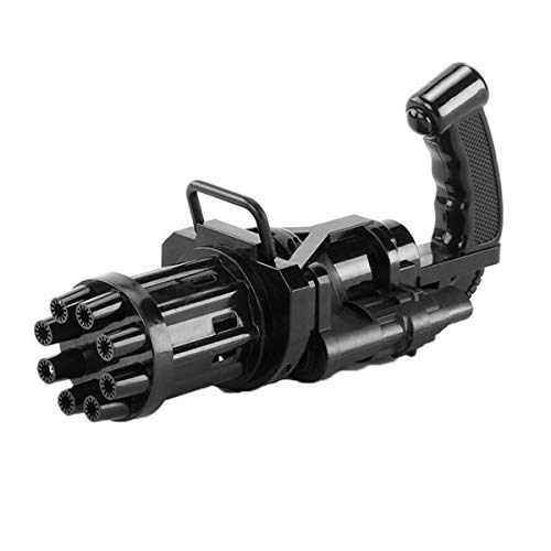 XOXSION Gatling Bubble Machine, 2021 Cool Toys Bubble Guns Máquina automática de...
