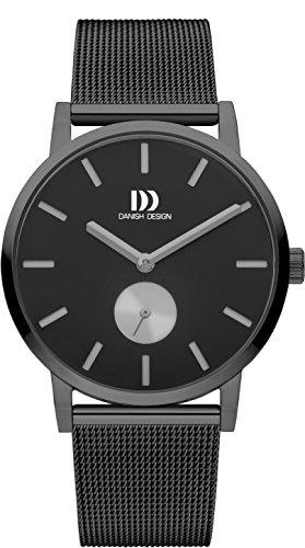 Danish Design IQ64Q1219 Herenhorloge met roestvrijstalen armband