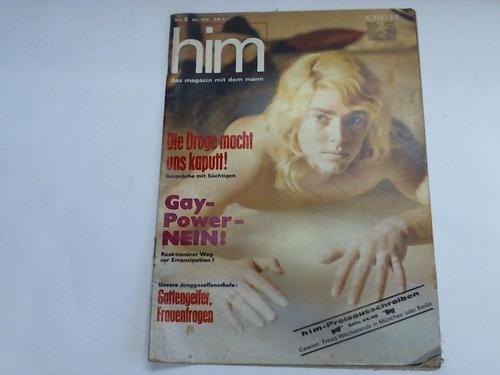 Das Magazin mit dem Mann. Heft 2, Februar 1976