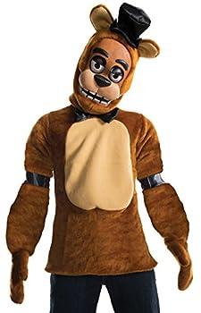 Rubie s 630622-L Boys Five Nights at Freddy s Fazbear Costume Large Multicolor
