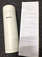 レア品 SONY(ソニー) ステンレスボトル マグボトル/ホワイト 水筒 500ml 直飲みふた付き