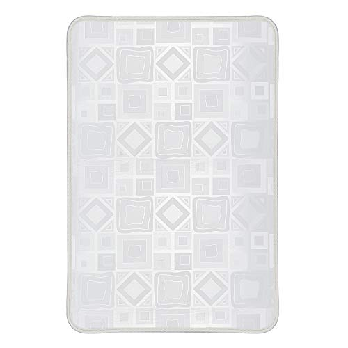 Dream On Me, 2-in-1 Breathable Two-Sided 3' Portable Crib Mattress, White