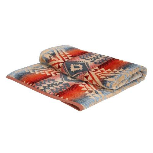 PENDLETON ペンドルトン ブランケット オーバーサイズ ジャガード タオル 180×100cm CANYON LANDS キャニオンランド Oversized Jacquard Towels 毛布 XB233-51151 並行輸入品