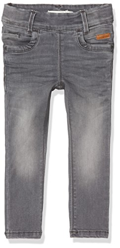 NAME IT NAME IT Mädchen NITTONJA Skinny Legging DNM NMT NOOS Jeans, Grau (Light Grey Denim), 122