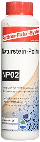 Patina-Fala® NP02 natuursteenpolijstmiddel - 0,2 liter