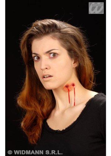 Halloween maquillage Vampire mord