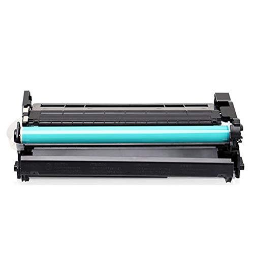 CWETF Falta Cartucho de tóner para Impresora láser, Cartucho de tóner fácil de llenar para el hogar o la Oficina, Adecuado para HP Laserjet Pro 402D / M402DW / M402DN / MFP M426DW / M426FDW-black