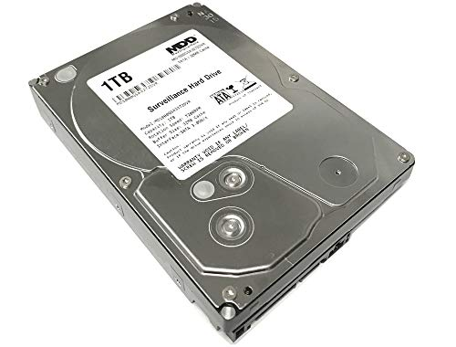 MaxDigitalData 1TB 32MB Cache 7200PM SATA 3.0Gb/s 3.5' Internal Surveillance CCTV DVR Hard Drive (MD1000GSA3272DVR) - w/ 2 Year Warranty