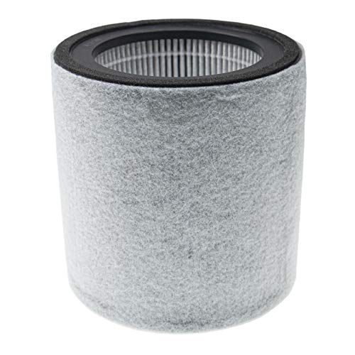 vhbw Filter kompatibel mit Leifheit/Soehnle AirFresh Clean Connect 500 Luftbefeuchter - Luftfilter