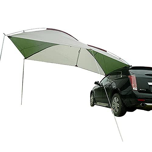 Carpa para Auto Camper Bus Toldo Acampar Al Aire Libre Cobertizo Lateral Protector Solar Resistente a La Lluvia Carpa para Auto-conducción