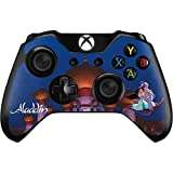 Skinit Decal Gaming Skin Compatible with Xbox One Controller - Officially Licensed Disney Aladdin and Jasmine Magic Carpet Design