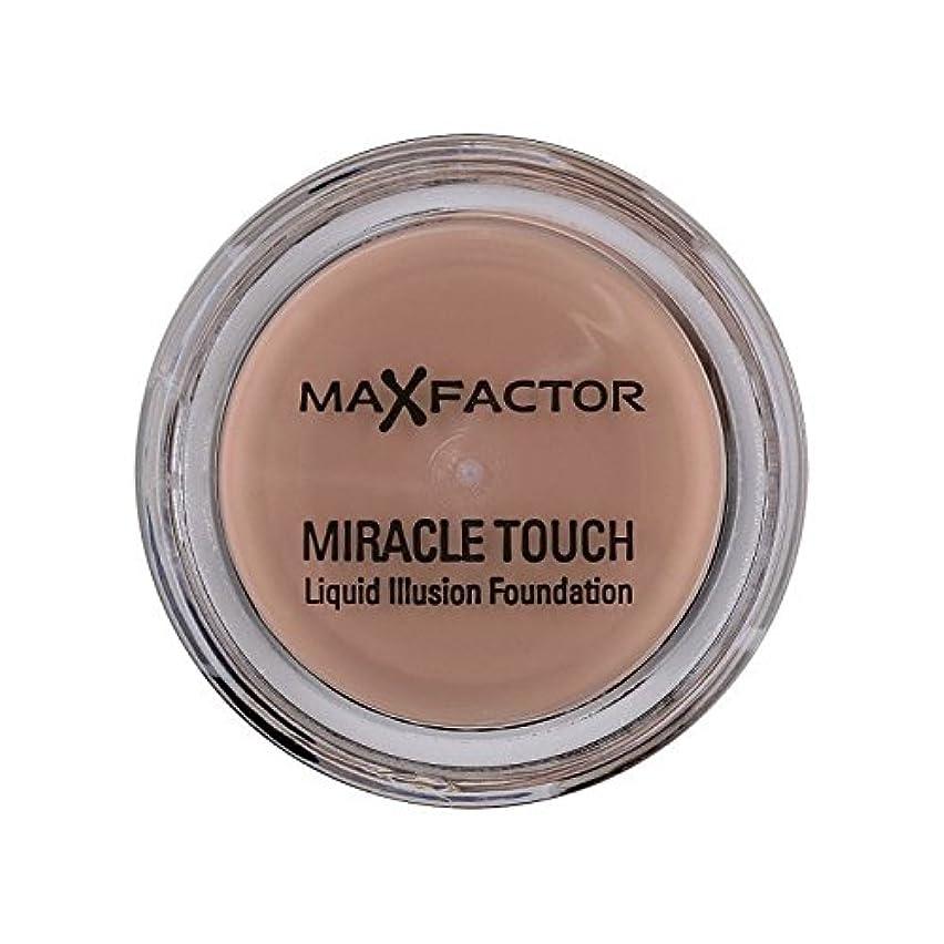 組み合わせるハーネスコジオスコMax Factor Miracle Touch Foundation Natural 70 (Pack of 6) - マックスファクターの奇跡のタッチ基盤の自然70 x6 [並行輸入品]