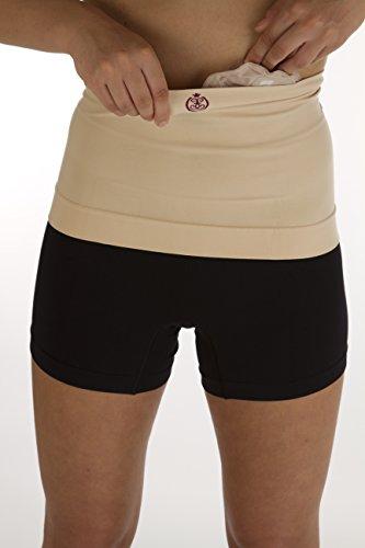 Postoperatives Hüftband von Comfizz für Männer und Frauen, 25 cm breit, Leichter Unterstützungsgrad 1, Stoma-Unterstützung