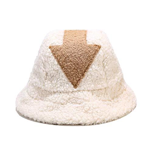 Sombrero de Invierno Mujer Creative Arrow Pescador Sombrero Hombres Mujeres Personalizada Calle Tendencia Cuenca Gorra otoño Invierno Caliente Cubo Sombrero