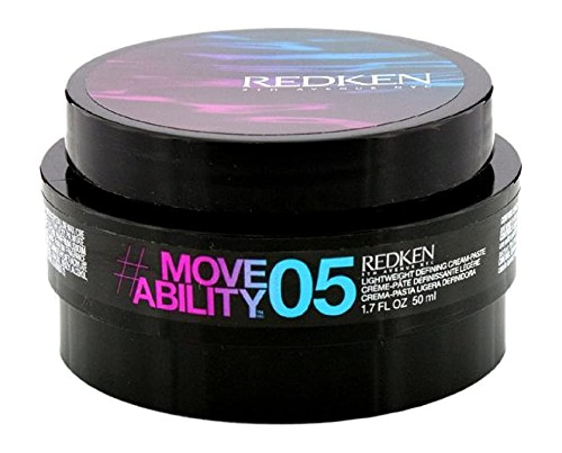 乱気流魅力的であることへのアピール梨レッドケン Styling Move Ability 05 Lightweight Defining Cream-Paste 50ml [海外直送品]