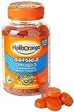 Haliborange Kids Vitamins Omega-3 and Multivitamin Orange Softies, Pack of 60