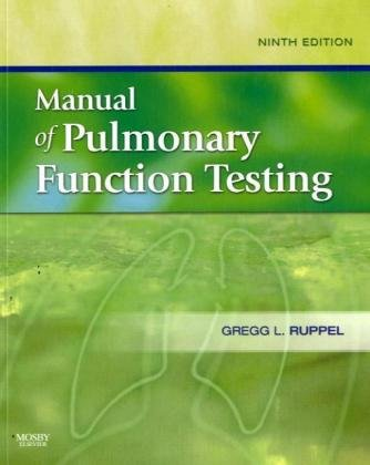 Manual of Pulmonary Function Testing (Manual of Pulmonary...