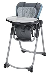 Folding Safety 1st AdapTable High Chair