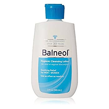 Balneol Hygienic Cleansing Lotion 3 oz  Pack of 5