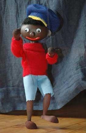 Jim Knopf - Original Augsburger Puppenkiste Marionette
