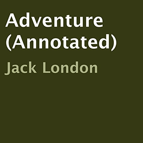 Adventure (Annotated) audiobook cover art