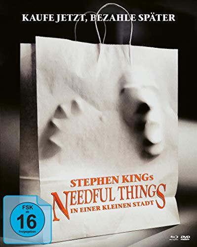 Stephen Kings Needful Things-In einer kleinen Stadt [Mediabook] (exklusiv bei Amazon.de) [Blu-ray]