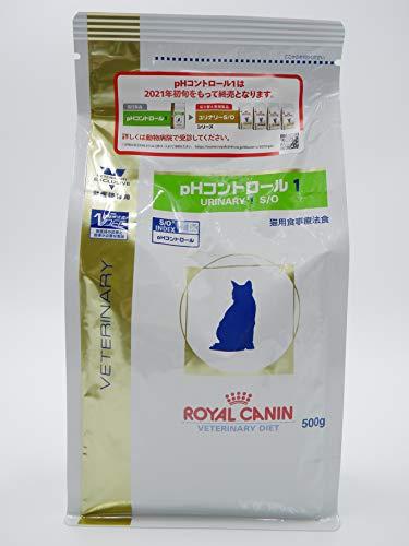 ロイヤルカナン キャットフード pHコントロール ① 500グラム (x 1)