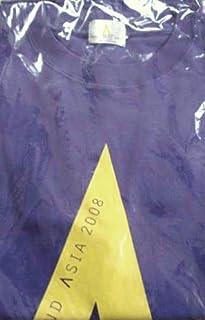嵐 ARASHI AROUND ASIA 2008 in Tokyo Tシャツ パープル