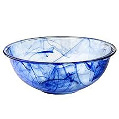 Pyrex Watercolor Collection Blue Lagoon 2.5 Quart Mixing Bowl