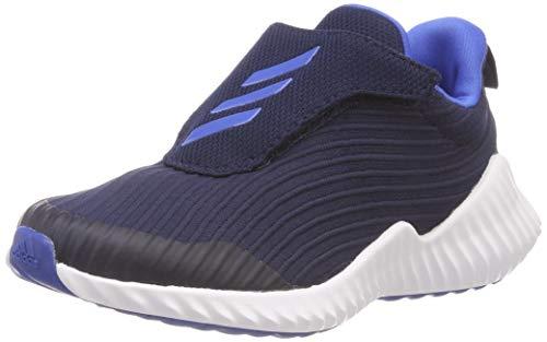Adidas Fortarun AC K, Zapatillas de Deporte Unisex para Niños, Azul (Collegiate Navy/Blue/Ftwr White Collegiate Navy/Blue/Ftwr White) , 34 EU