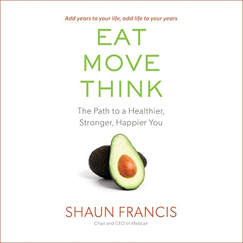 Eat, Move, Think cover art
