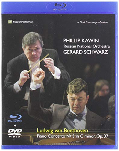 Kawin / Schwarz / Russian National Orchestra - Beethoven Piano Concerto No. 3 [Edizione: Stati Uniti]