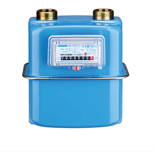 natural gas meter - 1