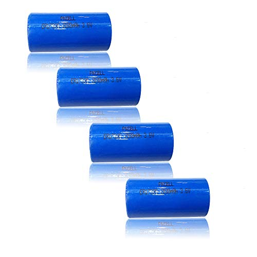 Pilas de litio para equipo médico, 4 unidades, PKCELL 3,6 V