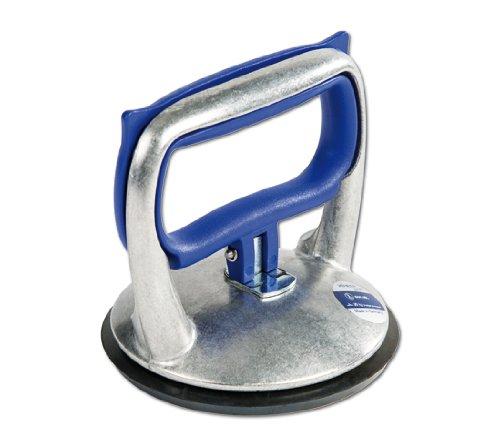 Kipphebelsauger VERIBOR blue line Saugheber, 1-Kopf Sauger für diverse Lasten, auch für leicht gewölbte oder strukturierte Oberflächen