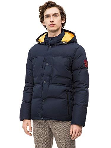 Calvin Klein K10K102607 Daunenjacke Man Blau 54