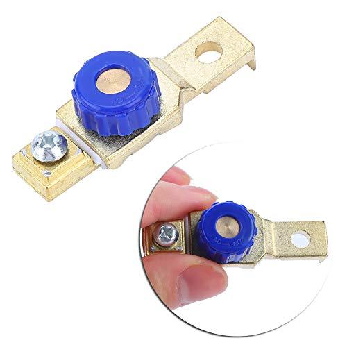 -Interruptor de apagado, interruptor de batería, accesorios prácticos para motocicletas Terminal de batería para motocicletas Reparación de motocicletas para motocicletas