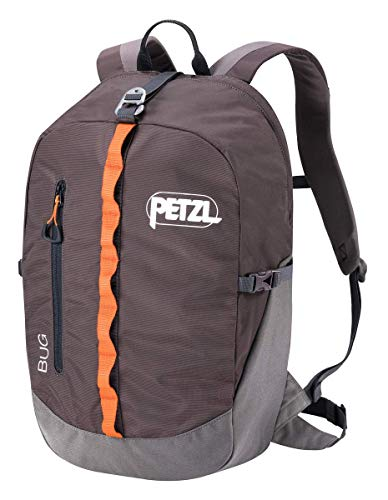 Petzl Bug Backpack, Grey, UNI 18 EU