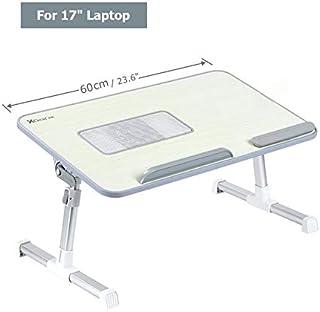 Xgear portátil inclinación Lapdesk bandeja para hasta 17