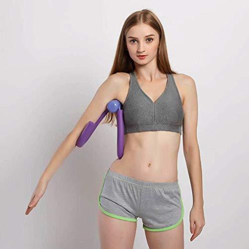 AM Multifunktionaler Oberschenkel-Trainingsgerät, für Fitness, Muskeln, Po, Toner, Die Dünnen Beine/Dünne Brustvergrößerung Bein - Schöne, Fitnessgeräte Hüfte (Beintrainer Blue)