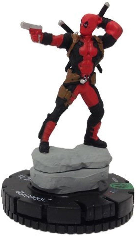 Deadpool Heroclix  Deadpool  019a by HeroClix
