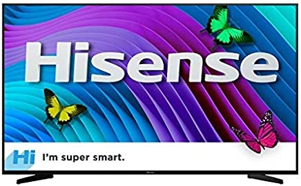 "Hisense Pantalla 65"" Class 4K (2160P) H6 Series UHD Smart LED TV 65H6D (Reacondicionado)"
